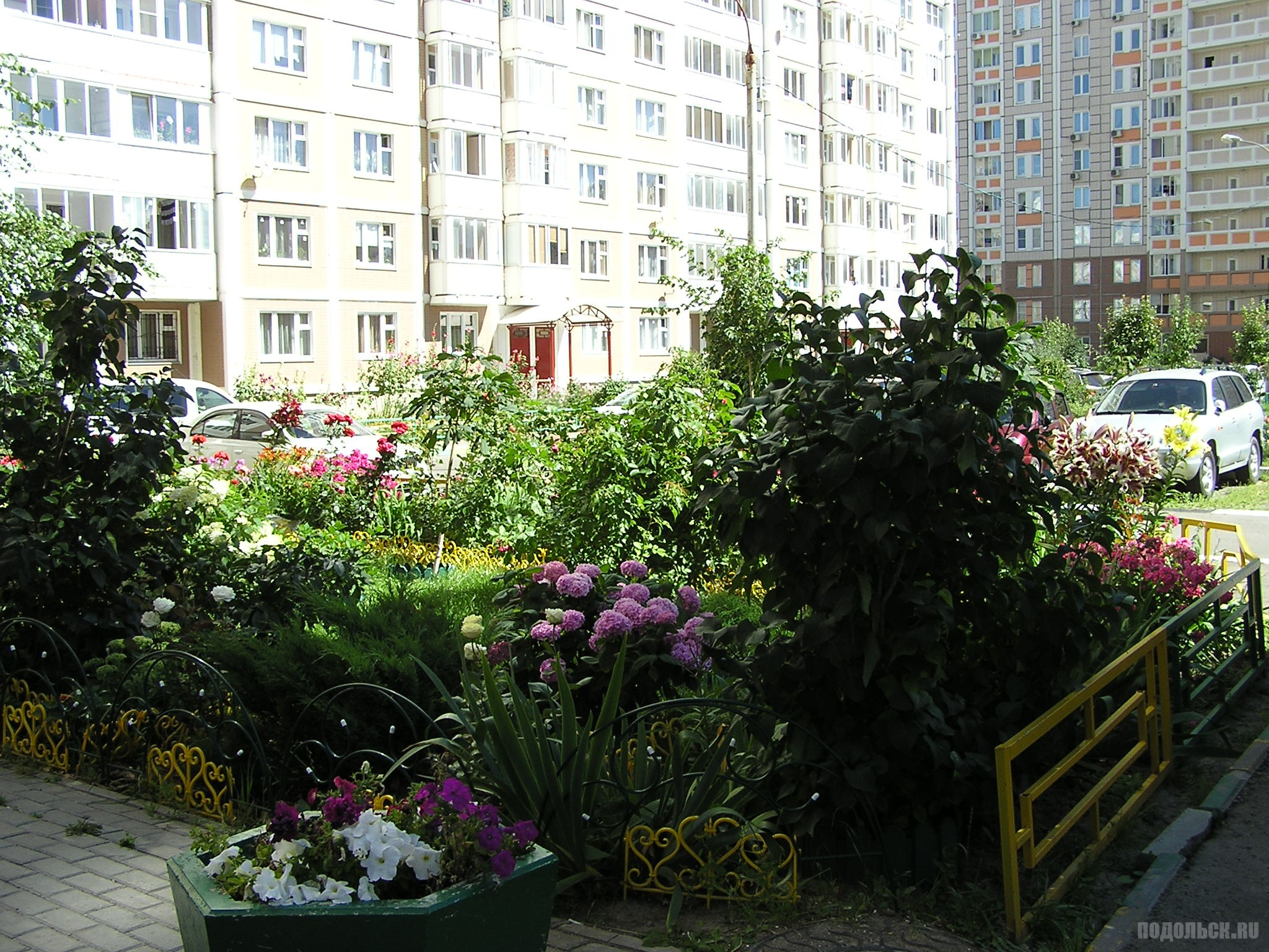 Улица Академика Доллежаля.6 августа 2017 г.