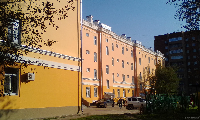 После капитального ремонта. Заводская улица. Сентябрь 2017.