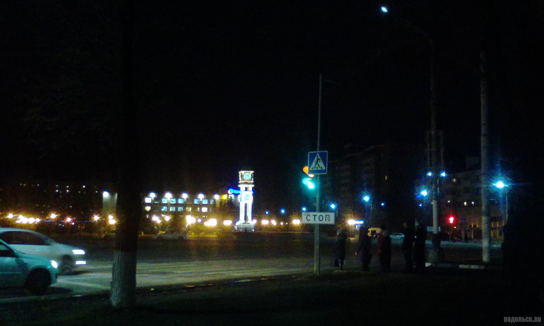Площадь Ленина. 22.11.2017.