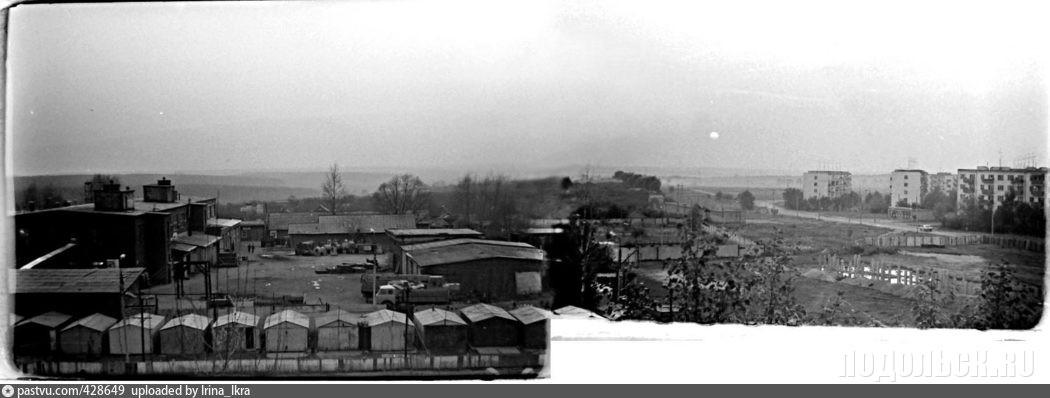 Проезд Авиаторов, завод УПП ВОГ 1980—1985