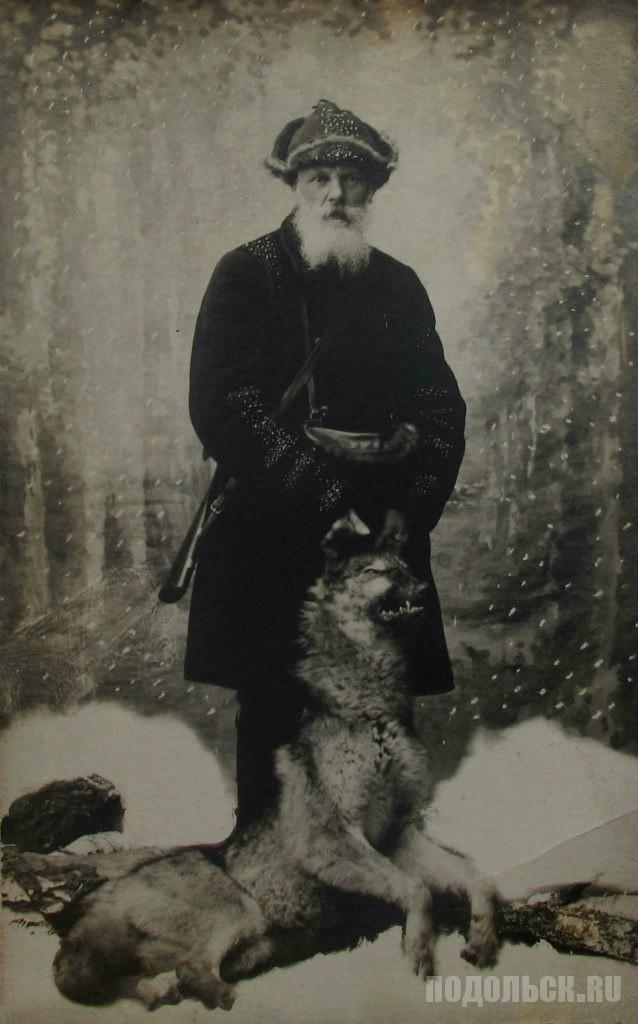 Фотограф, купец, владелец фотографической студии в дореволюционном Подольске, Лепехин Василий Иванович. 17 февраля 1927 г.