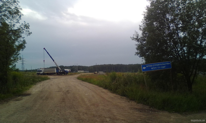 База ГУ СДА в Сергеевке 25 июля 2018