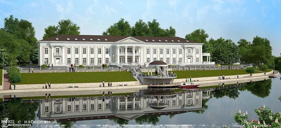 Проект МФКЦ на проспекте Ленина