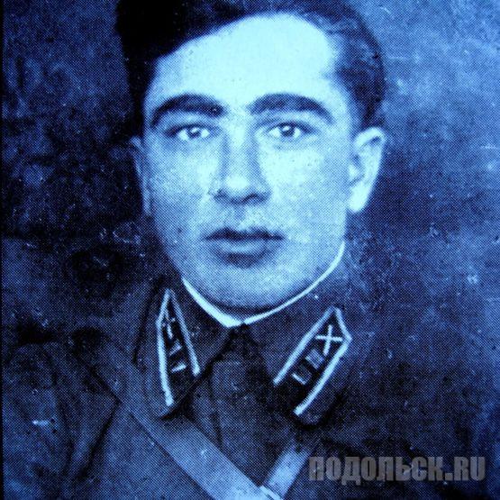 Мусеридзе Ирадион Илларионович. Командир взвода ПАУ