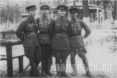 """Фото из полевого лагеря """"Лужки"""" под Серпуховом."""