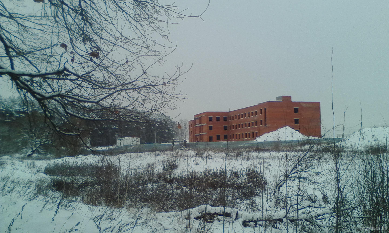 Клиника памяти в Сергеевке. 12.2018