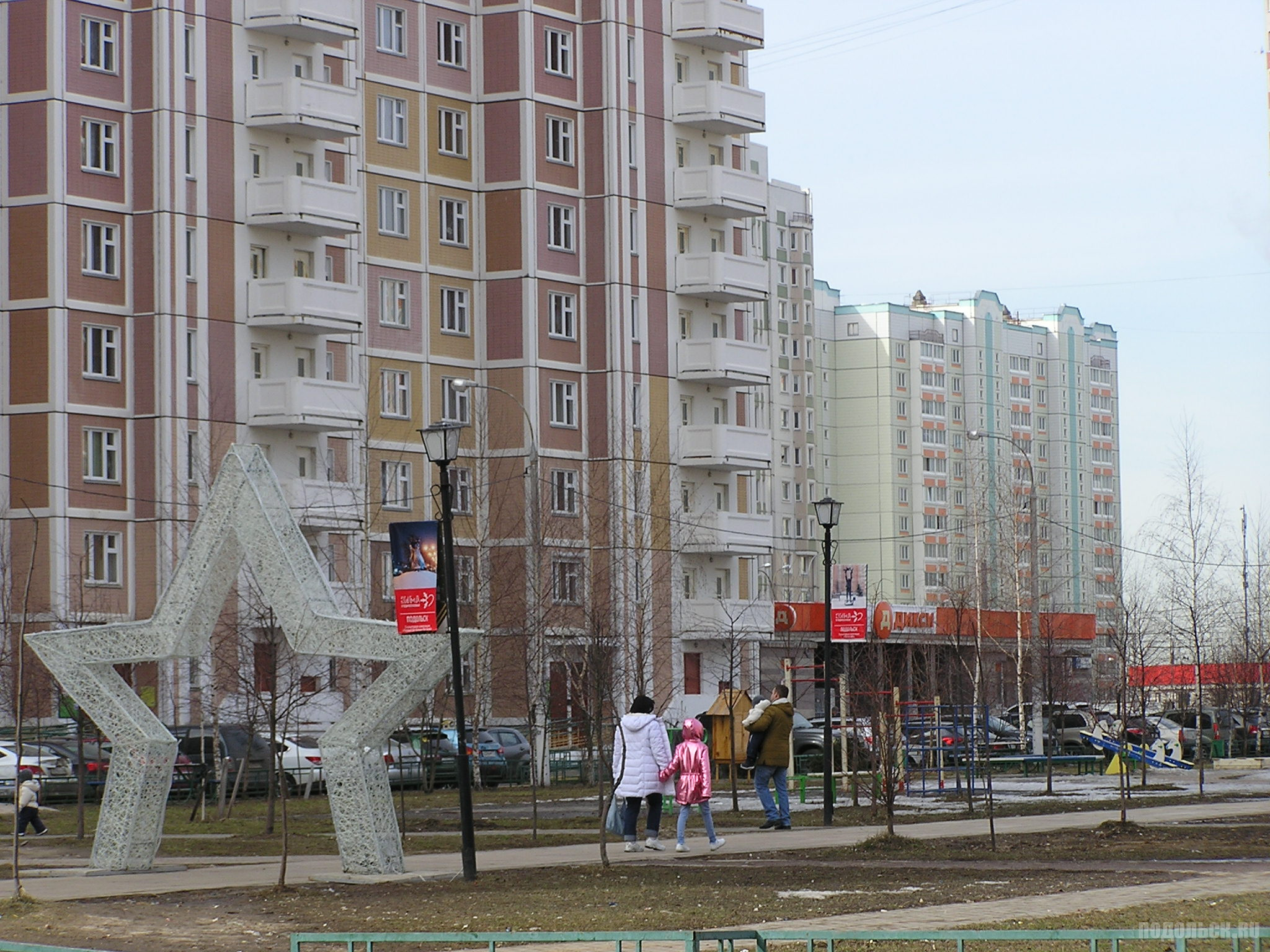 Бульвар 65-летия Победы. 04.04.2019