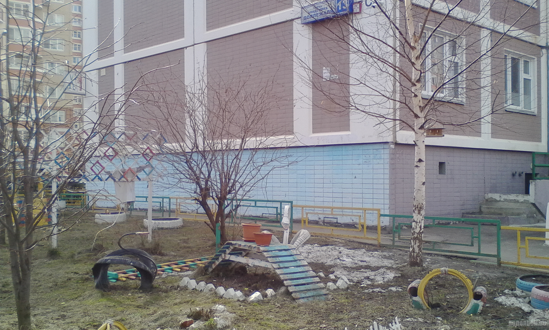 Ул. Академика Доллежаля, 13. 04.04.2019