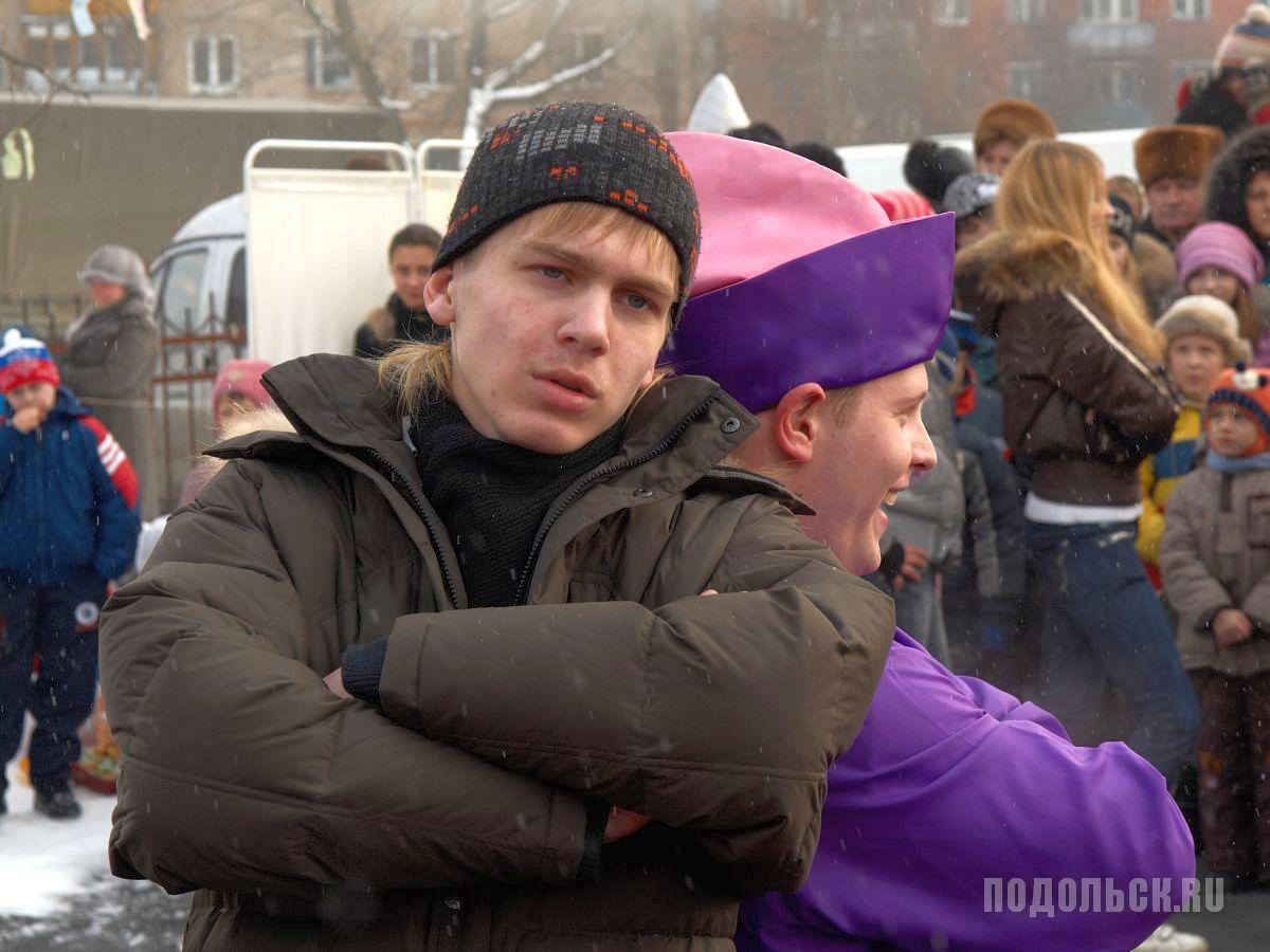 """Фольклорный театр """"Яхонт""""."""