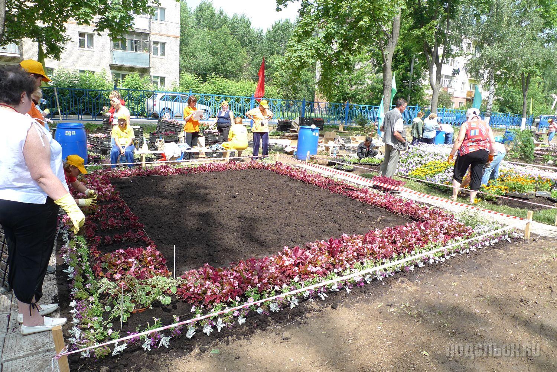 4 июля 2009 г., г. Луховицы.