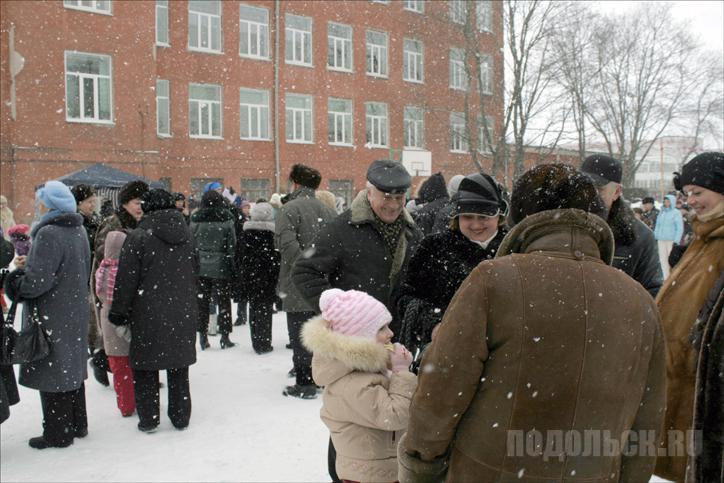 Масленица 2011 на Большой Зеленовской.