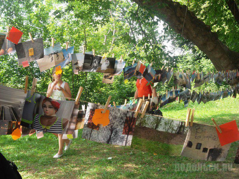Сушка – формат выставки, объединяющий людей, влюбленных в фотографию.
