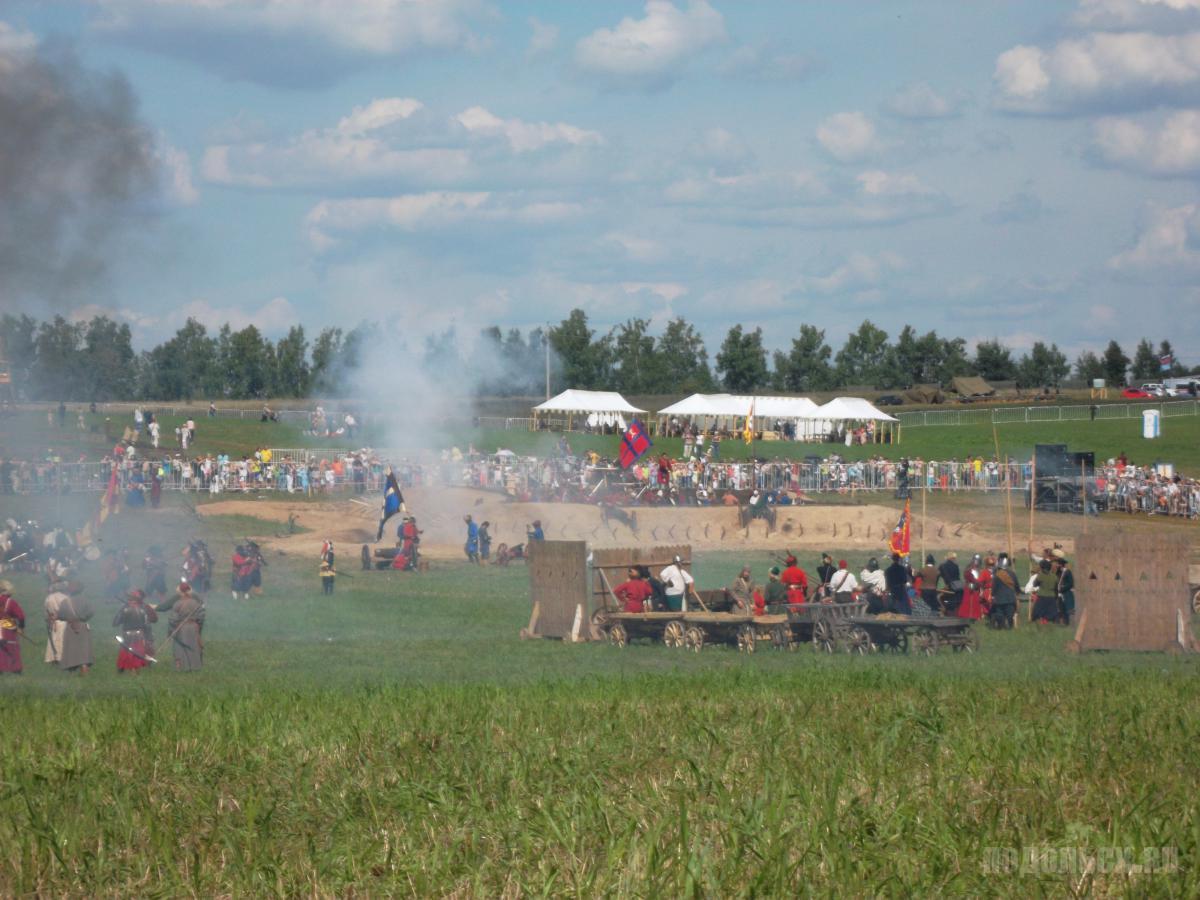 17 - 18 августа недалеко от Подольска прошел фестиваль «Стрелецкая слобода», посвященный истории России XVII века.