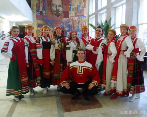 Хоровой фестиваль в Подольске