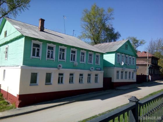 Проспект Ленина, дома 108-110