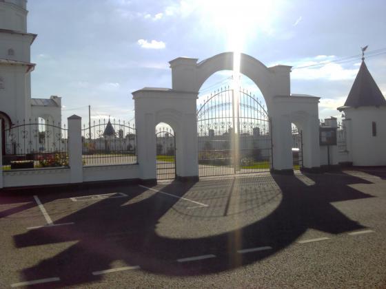 Церковь Сергия Радонежского в д. Тарасово