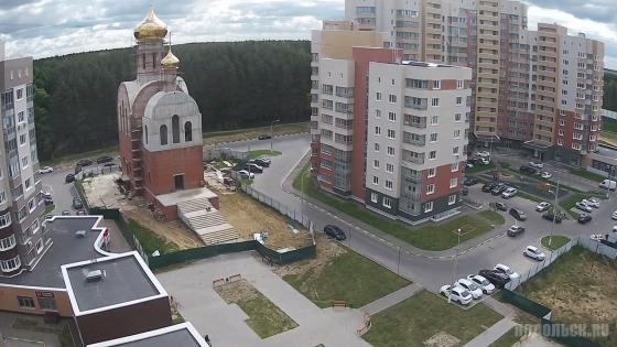 "ЖК ""Бородино"" 1 июня 2018"