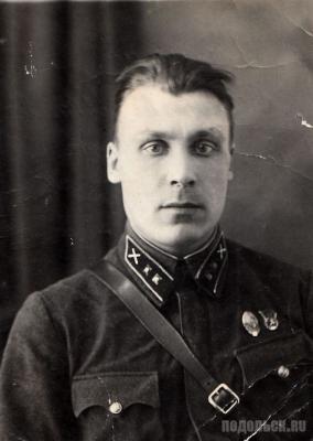 Алешкин Афанасий Иванович. Лейтенант