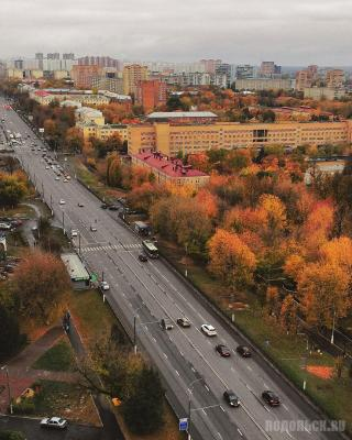 Улица Кирова, 10.2018