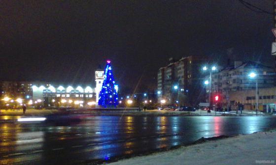 Главная елка Подольска. 10.12.2018