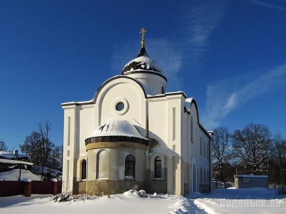 Пантелеймоновский храм, Львовский. 2019