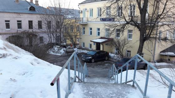 Проспект Ленина, 97. Март 2019