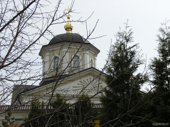 Ильинский храм в Лемешове. 20.04.2019