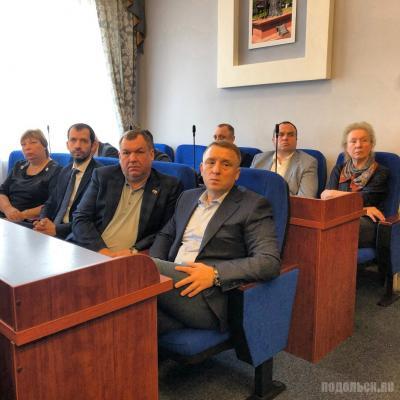 Депутаты Подольска. 26.04.2019