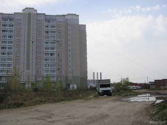 Микрорайон Кузнечики у деревни Докукино. 27.04.2019