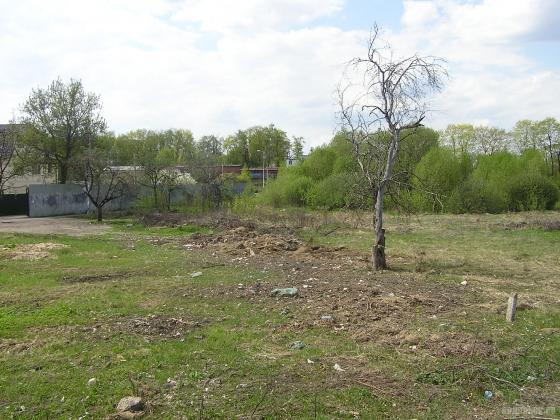 У платформы Кутузовская со стороны Б. Серпуховской. 6 мая 2019