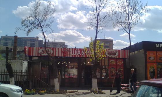 Советская улица у рынка. 6 мая 2019