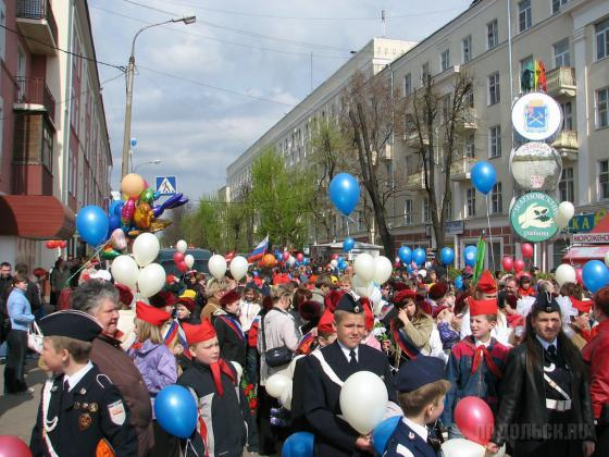 Праздники в Подольске