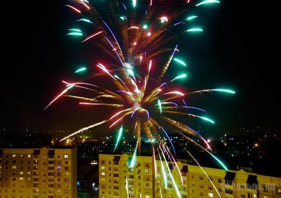 Новый год - 2012