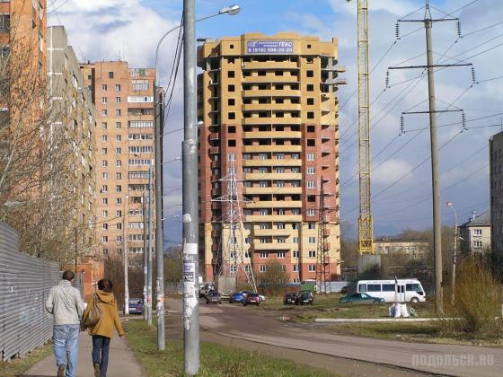 Новостройки г.о. Подольск