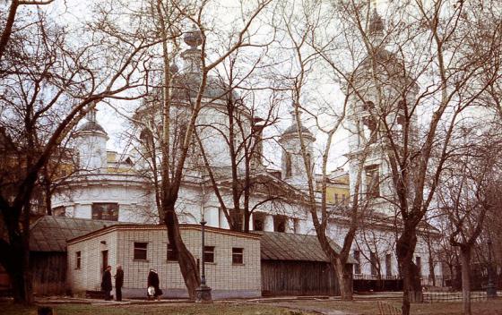 Подольск в 1970-80-е гг.