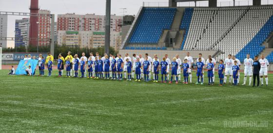 25 августа - исторический матч в Подольске!
