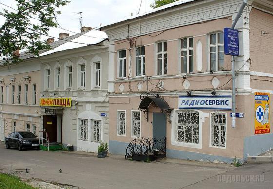 Старый Подольск