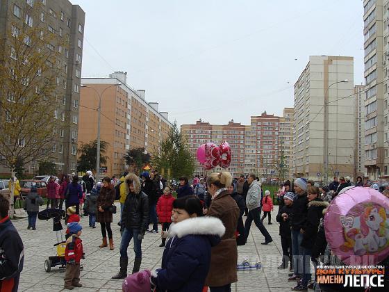 На Славянском бульваре