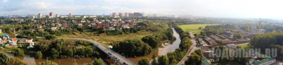 Дубровицы осенью 2013